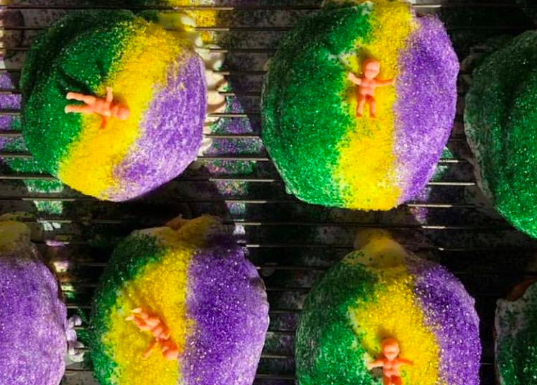 Raise a glass for these Mardi Gras specials